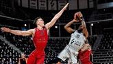 Euroligue : exploit de l'Asvel contre l'Olimpia Milan