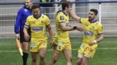 Top 14 : dans la douleur, Clermont remporte un succès capital contre Lyon