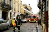 Immeuble effondré à Bordeaux : une femme décédée, son compagnon toujours hospitalisé