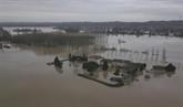 Inondations en Nouvelle-Aquitaine : décrue quasi générale