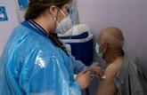 Le Chili vaccine plus de 550.000 personnes contre le COVID en trois jours
