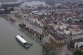 Inondations dans le Sud-Ouest : Saintes face à la montée des eaux