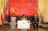 La communauté vietnamienne dans le monde fête le Têt du Buffle