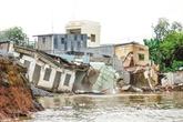 Développer le delta du Mékong en s'adaptant au changement climatique