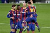 Espagne : Barcelone s'impose chez le Betis avec un super Messi