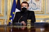 France: Macron s'entretient avec le patron de l'OMS de l'accélération de la vaccination