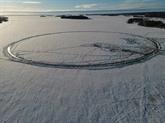 Des Finlandais construisent le plus grand