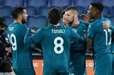 L'échappée de l'Inter et de Milan en tête du championnat