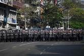 L'UE condamne la répression au Myanmar
