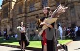 Le Vietnam se classe 4e en termes de nombre d'étudiants internationaux en Australie en 2020