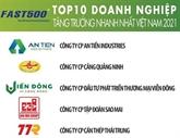 Publication de la liste des 500 des entreprises les plus performantes du Vietnam en 2021