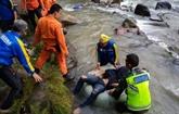 Indonésie : 26 morts après la chute d'un bus dans un ravin à Java occidental