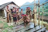 Culte du quai fluvial des minorités ethniques du Tây Nguyên