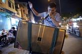 Forte lutte contre la pollution sonore à Hô Chi Minh-Ville