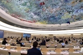 Protéger et promouvoir les droits de l'homme,politique constante du Vietnam