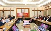 Élections législatives : le politburo du Parti présente cinq candidats