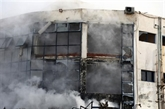 Égypte : au moins 20 morts dans de l'incendie d'une usine vêtements
