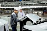 Forte baisse des ventes d'automobiles en février