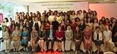 Le ministère des Affaires étrangères rencontre des femmes diplomates