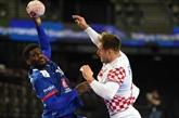 Les Français renversent la Croatie et s'ouvrent la voie royale vers les Jeux de Tokyo