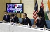 Le PM japonais veut renforcer les liens entre le Quad et l'ASEAN