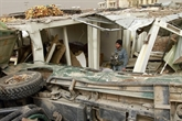Plus de 50 morts et blessés dans une attaque au véhicule piégé
