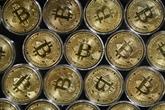 Le bitcoin dépasse pour la première fois la barre des 60.000 USD