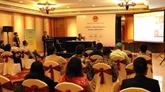 Séminaire sur le tourisme au Vietnam en Inde