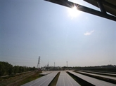 Inauguration de la première centrale solaire du delta du Mékong