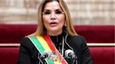 Bolivie : prison requise contre l'ex-présidente Añez, accusée d'avoir renversé Morales