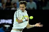 ATP : Medvedev titré à Marseille et N°2