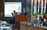 Libye : le chef du gouvernement de transition prête serment
