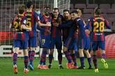 Le Roi Messi et le Petit Prince Griezmann relancent le Barça