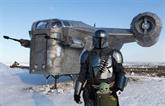 Des fans russes de Star Wars reproduisent un vaisseau du Mandalorian