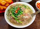 Le banh mi Madame Khanh et le pho Bat Dàn font partie des 50 meilleurs restaurants d'Asie