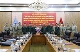 Pour une participation plus large du Vietnam aux opérations de maintien de la paix de l'ONU