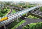 Hanoï : la ligne de métro N°5 nécessiterait 65.400 milliards de dôngs
