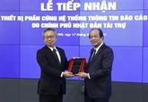 Le Vietnam reçoit de l'équipement japonais