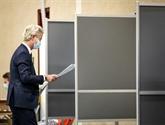 Le Premier ministre libéral Rutte remporte les législatives