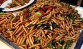 Le Vietnam autorisé à envoyer des insectes destinés à la consommation humaine vers l'UE