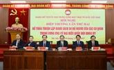 Élections législatives : 2e conférence consultative