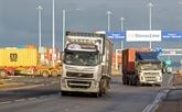 Chute record du commerce entre l'UE et le Royaume-Uni en janvier