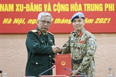 Le Vietnam, gardien de la paix