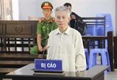 Un homme condamné à 6,5 ans de prison pour ses actes subversifs