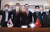 Hô Chi Minh-Ville et la province sud-coréenne de Jeollabuk renforcent leur coopération