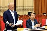 Les localités vietnamiennes se préparent aux prochaines élections législatives