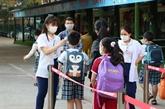 Retour à l'école pour plus de 1,74 million d'élèves de Hô Chi Minh-Ville