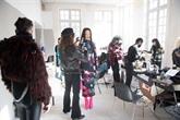 Chamans et cauchemars : les jeunes lancent la Fashion Week à Paris