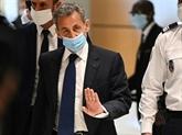Nicolas Sarkozy, premier ancien président condamné à de la prison ferme