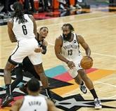 NBA : Harden et Irving font gagner les Nets, Utah chute à la Nouvelle-Orléans